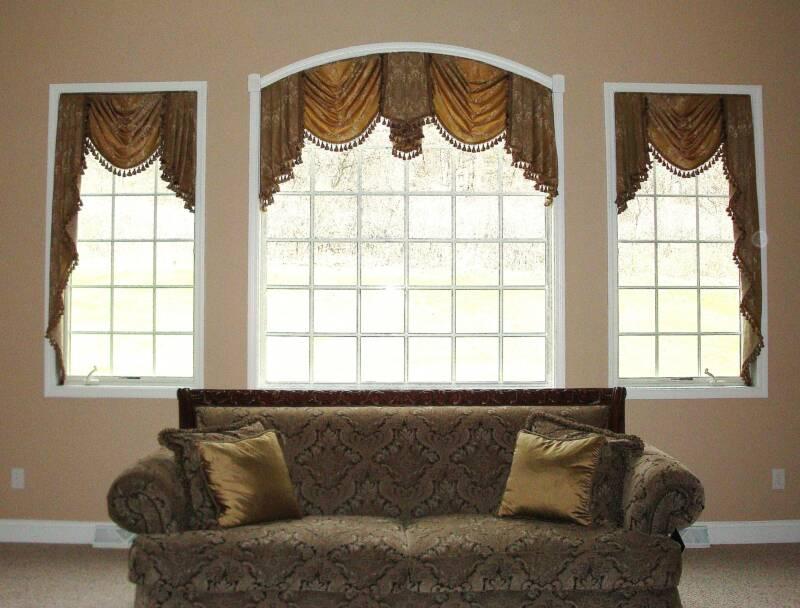Choosing The Right Window Treatment Patterns Drapery
